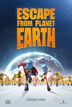 Featured Event! Movie Tickets: Escape from Planet Earth